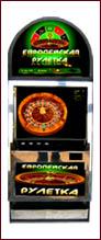 Играйте в автомат European Roulette With Track в казино.